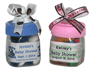 Baby Bottle Candy Favors