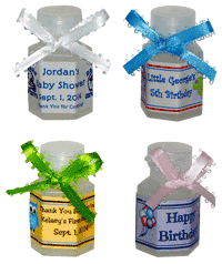 Fun Bubble Favors