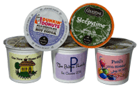 Custom Coffee K-Cup