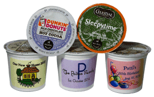 Customized Coffee K Cups