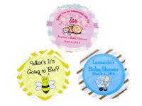 Customized Gift Tags for Favors