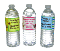 Customized Bottle Labels